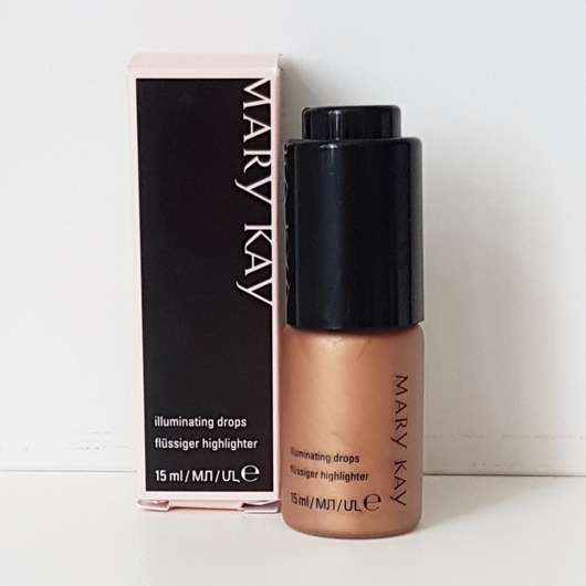 <strong>Mary Kay</strong> Illuminating Drops - Farbe: Bronze Light (LE)