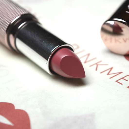 Misslyn Color Crush Lipstick, Farbe: 83 At First Blush - Stiftmine