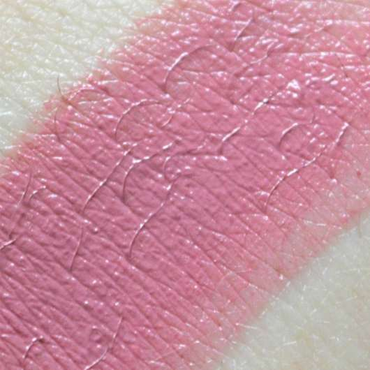 Misslyn Color Crush Lipstick, Farbe: 83 At First Blush - Swatch