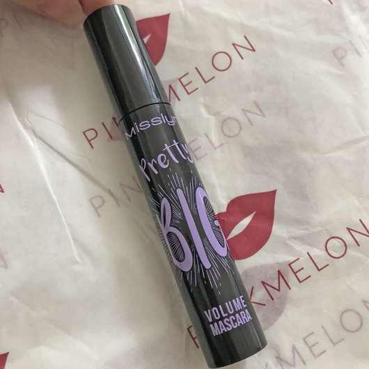 Misslyn Pretty Big Volume Mascara, Farbe: 1 Pretty Black