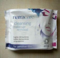 Produktbild zu Natracare cleansing make-up removal