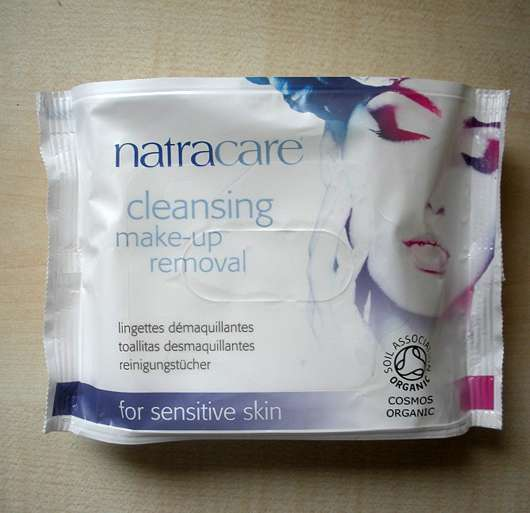 <strong>Natracare</strong> cleansing make-up removal