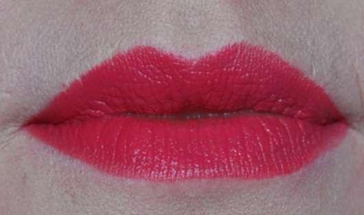Lippen mit Shiseido VisionAiry Gel Lipstick, Farbe: 225 High Rise