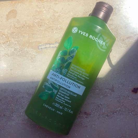 <strong>Yves Rocher</strong> Anti-Pollution Detox Mizellen-Shampoo