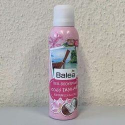 Produktbild zu Balea Deo-Bodyspray Cosy Thailand (LE)