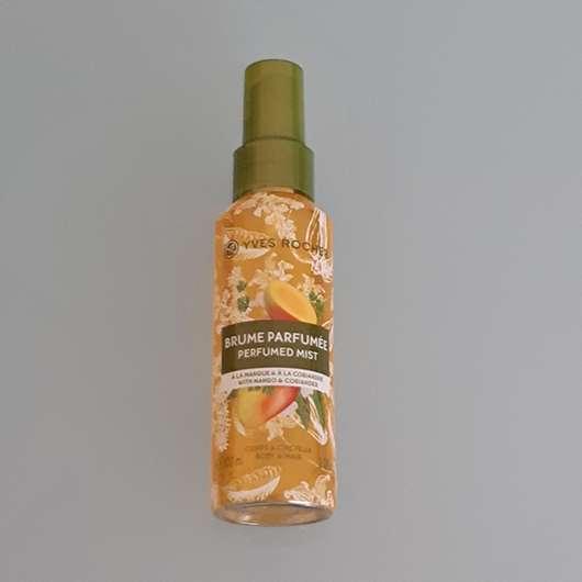 Yves Rocher Les Plaisirs Nature Duftspray Mango-Koriander