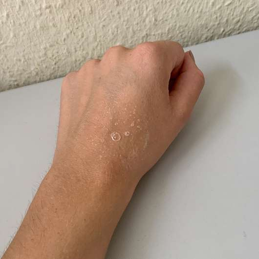 Balea Bodyspray California Love (LE) - Konsistenz