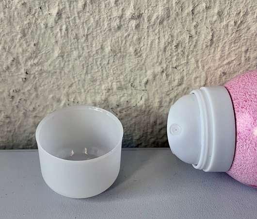 Balea Deo-Bodyspray Cosy Thailand (LE) - Öffnung