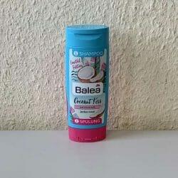Produktbild zu Balea Coconut Kiss Shampoo & Spülung (LE)