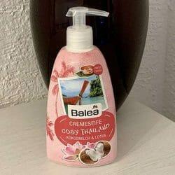 Produktbild zu Balea Cremeseife Cosy Thailand (LE)