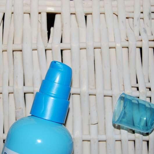 Balea Schönheitsgeheimnisse Feuchtigkeitsspendende Haarmilch Cocoswasser - Dosieröffnung