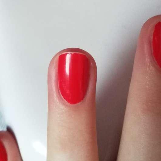 Bell HYPOAllergenic Long Lasting Nail Enamel, Farbe: 05 orange red - nach einigen Tagen