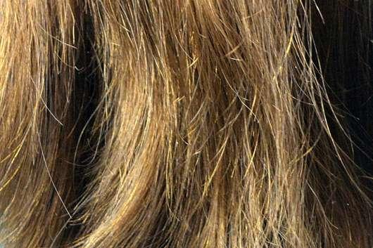 #GEILEHAARE Keratin Repair Conditioner - Haare vorher