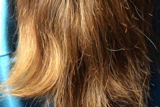 #GEILEHAARE Keratin Repair Conditioner - Haare nachher