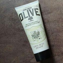 Produktbild zu KORRES Olive & Olive Blossom Körpermilch