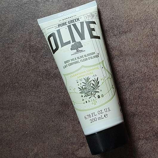 KORRES Olive & Olivenblüte Bodymilk