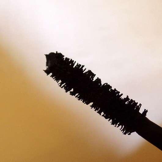 Make up Factory Even More Volume Mascara, Farbe: 01 Black - Bürste