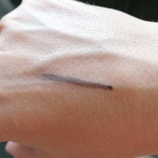 Swatch des Pixi Endless Brow Gel Pen, Farbe: Deep
