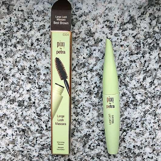 Pixi Large Lash Mascara, Farbe: Best Brown