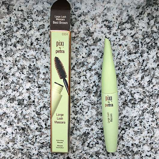 <strong>Pixi</strong> Large Lash Mascara - Farbe: Best Brown