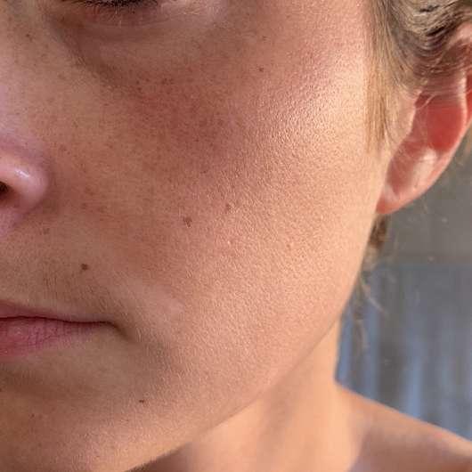 Pixi Vitamin-C Juice Cleanser - Hautbild nach 4 Wochen