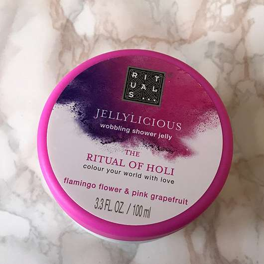 <strong>RITUALS</strong> The Ritual of Holi Jellylicious wobbling shower jelly (LE)