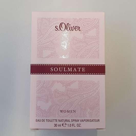s.Oliver Soulmate Women Eau de Toilette