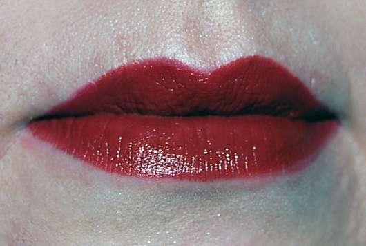 Shiseido VisionAiry Gel Lipstick, Farbe: 223 Shizuka Red - Lippen mit Lippenstift
