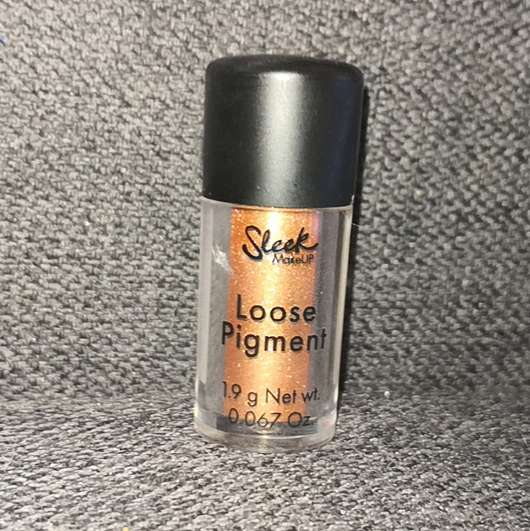 Sleek MakeUP Loose Pigment, Farbe: Trance