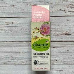 Produktbild zu alverde Naturkosmetik Gesichtsöl Bio-Wildrose