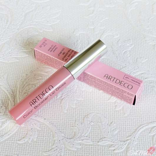<strong>ARTDECO</strong> Color Booster Lip Gloss - Farbe: 1 pink it up