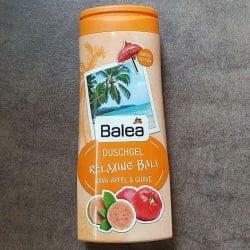 Produktbild zu Balea Duschgel Relaxing Bali (LE)