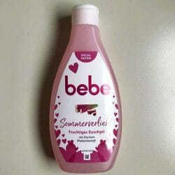 Produktbild zu bebe® Sommerverliebt fruchtiges Duschgel