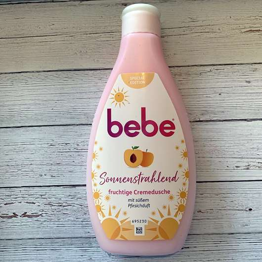 <strong>bebe®</strong> Sonnenstrahlend fruchtige Cremedusche (LE)