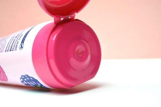 Bübchen Happy Berry Shampoo & Spülung - Öffnung