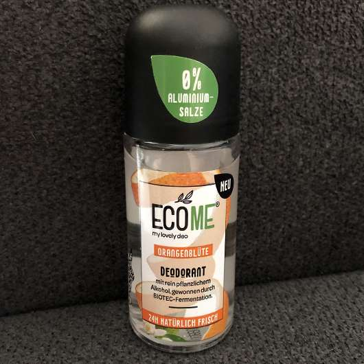 <strong>ECOME</strong> my lovely deo Orangenblüte Deodorant Roll-On