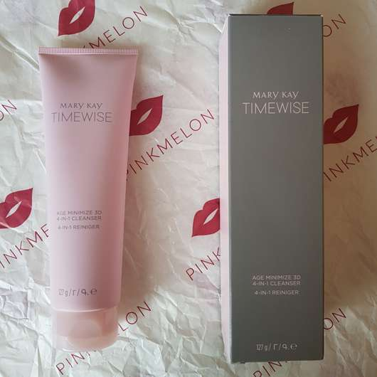 <strong>Mary Kay</strong> TimeWise Age Minimize 3D 4-in-1 Cleanser (Mischhaut / fettige Haut)