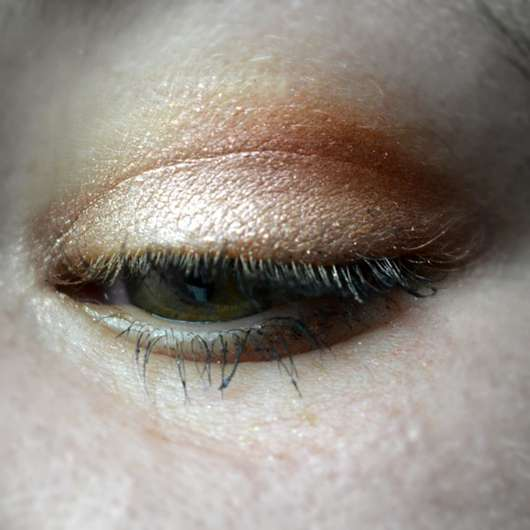 Misslyn Desert Night Metallic Eyeshadow Palette, Farbe: 02 Flaming Eyes (LE) - Augen Make-up