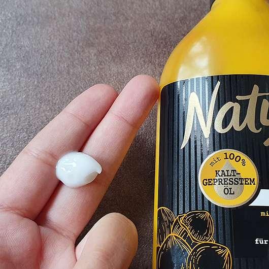 Nature Box Spülung Macadamia-Öl - Konsistenz