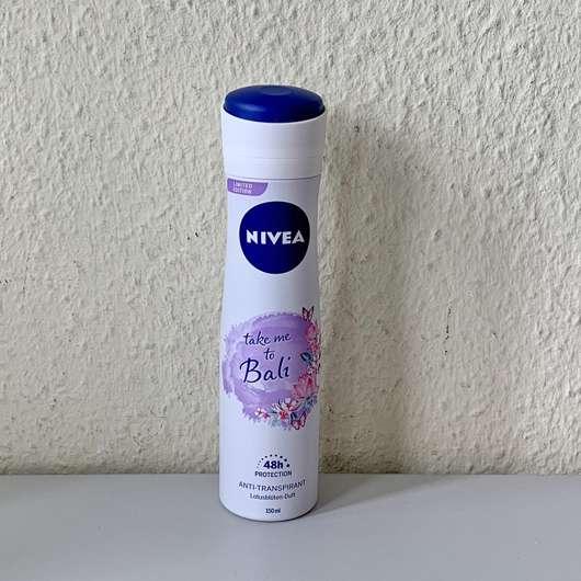 NIVEA Take Me To Bali Anti-Transpirant Spray (LE)