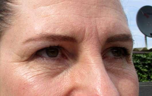 OLAY Luminous Whip Aktive Feuchtigkeitscreme - Hautbild vor der Anwendung