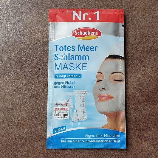 <strong>Schaebens</strong> Totes Meer Schlamm Maske