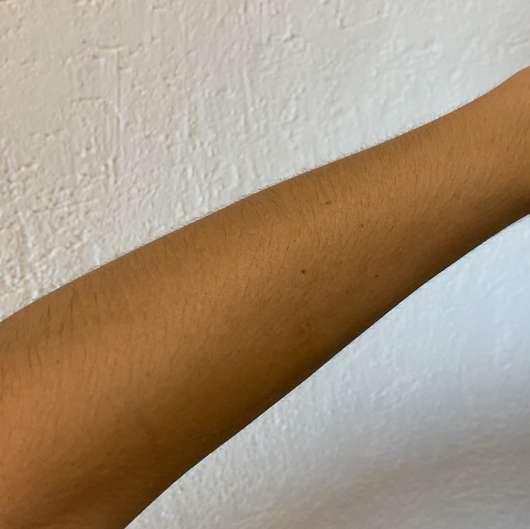 SPEICK Sun After Sun Lotion - Haut nachdem die Lotion eingezogen ist