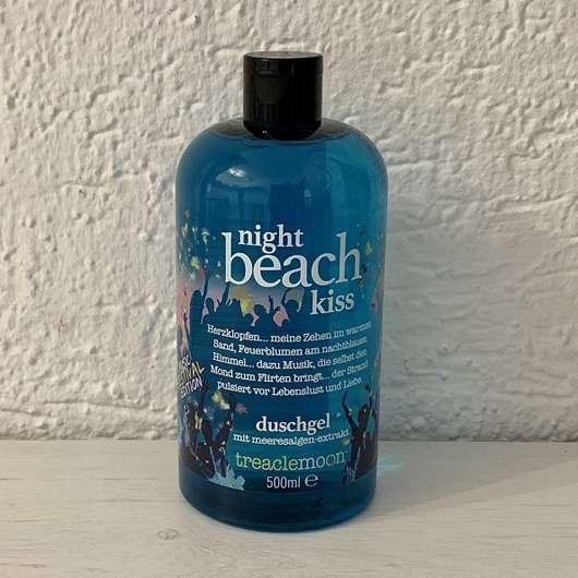 treaclemoon night beach kiss duschgel (LE)