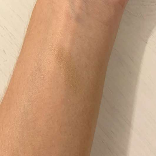 trend IT UP Natural Glow Bronzer, Farbe: 020 - Swatch