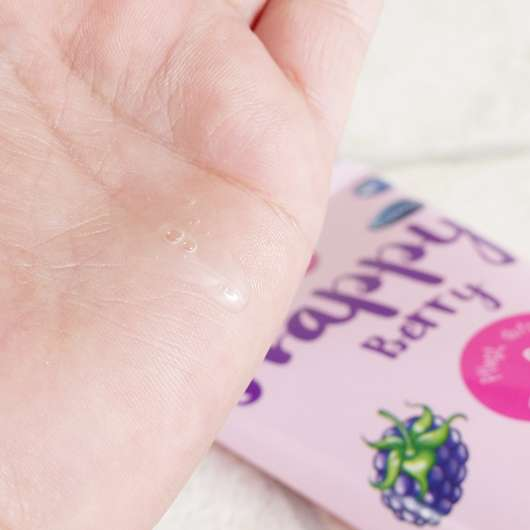 Bübchen Happy Berry Shampoo & Spülung - Konsistenz