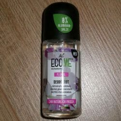 Produktbild zu ECOME my lovely deo Floral Deodorant Roll-On