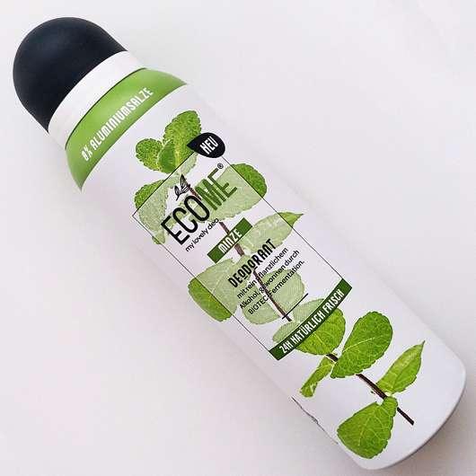 ECOME® my lovely deo Minze Deodorant Spray