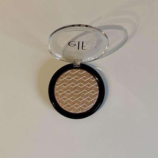 e.l.f. Cosmetics Metallic Flare Highlighter, Farbe: Rose Gold - geöffnet