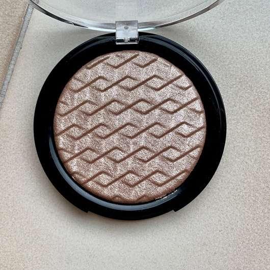 e.l.f. Cosmetics Metallic Flare Highlighter, Farbe: Rose Gold - Relief